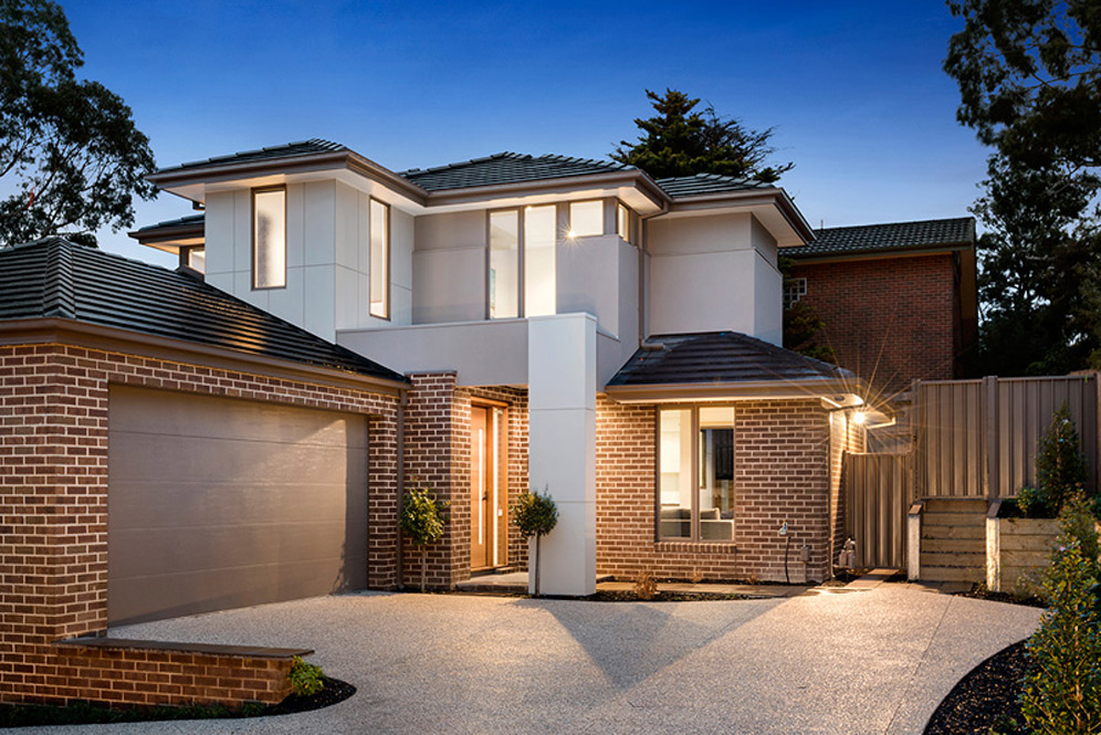 Dual Occupancy Homes Boutique Home Builders Melbourne